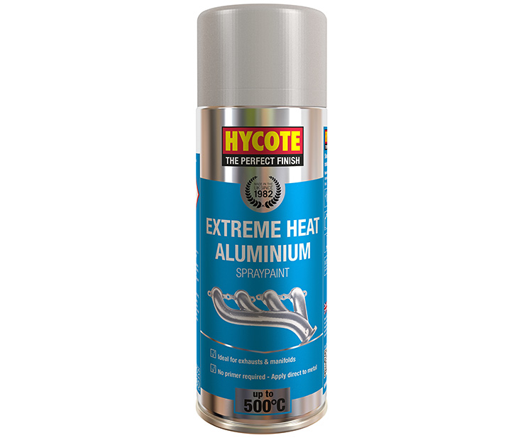 Silver Thermal Paint Spray