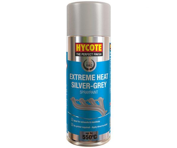 Extreme Heat Silver-grey