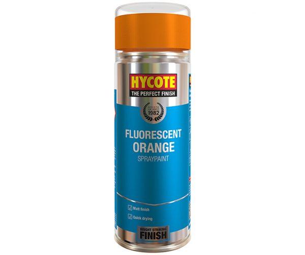 Fluorescent Paint Orange