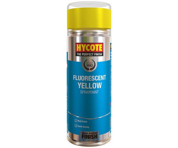 Fluorescent Paint Yellow