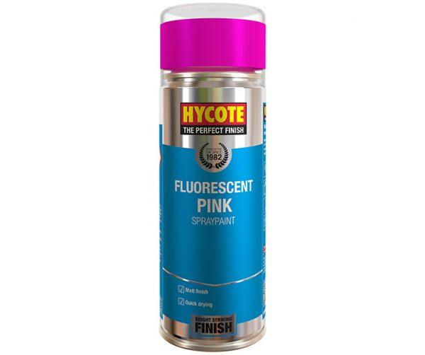 Fluorescent Paint Pink
