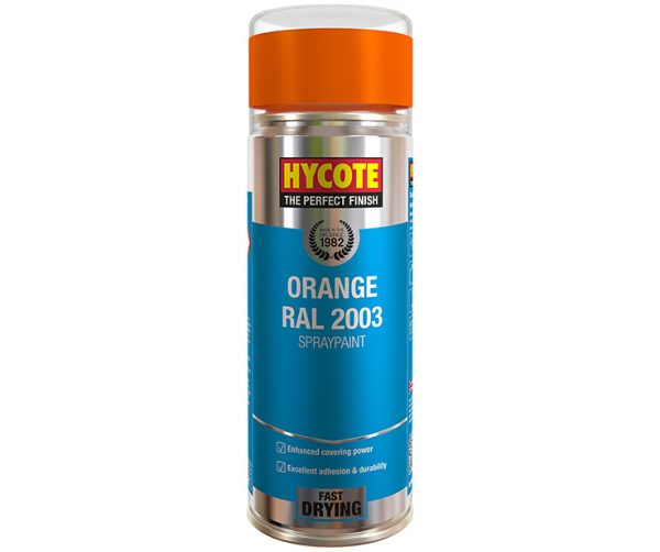 Orange RAL 2033