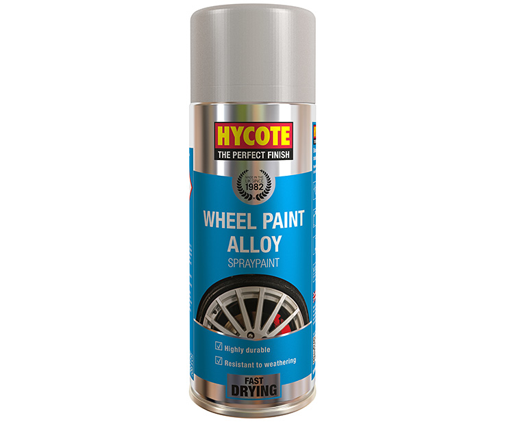 WHEEL PAINT ALLOY